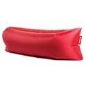 Lamzac Red Modern Lounger by Fatboy