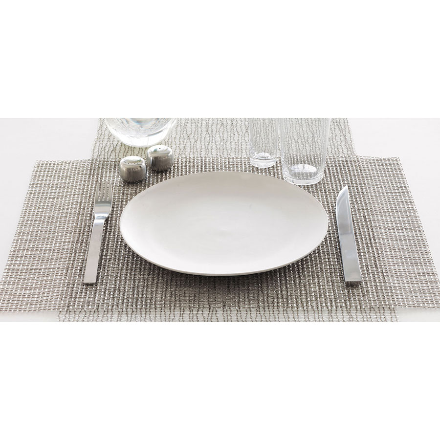 chilewich lattice modern placemat  collectic home -  lattice contemporary placemats