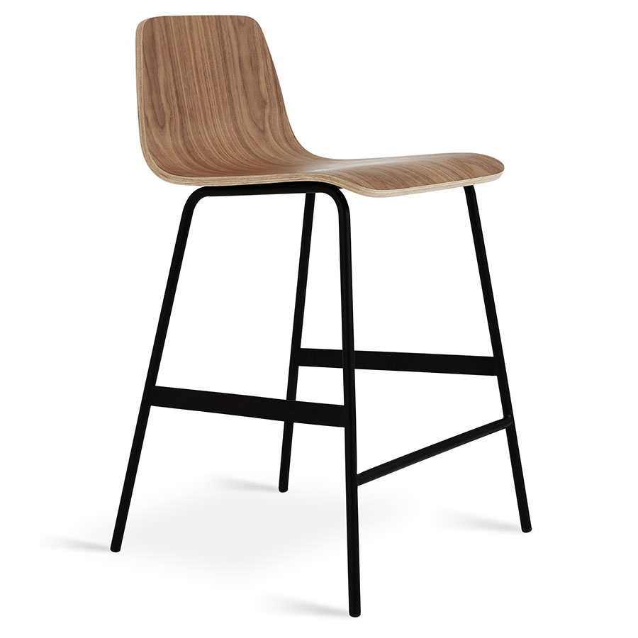 Molded Plywood Bar Stool Norman Cherner Counter Bar Stool