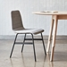 Lecture Dining Chair - Vintage Alloy by Gus Modern