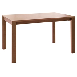 Pezzan Leon Modern Walnut Extension Dining Table