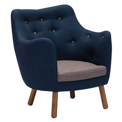 Liliana Contemporary Tufted Lounge Chair