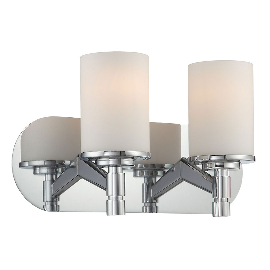 Wall Sconces Double : Lino Double Contemporary Wall Sconce Collectic Home