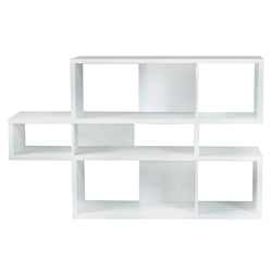 Valsa Modern 88 Bookcase By TemaHome