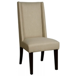 Lundy Dining Chair in flax