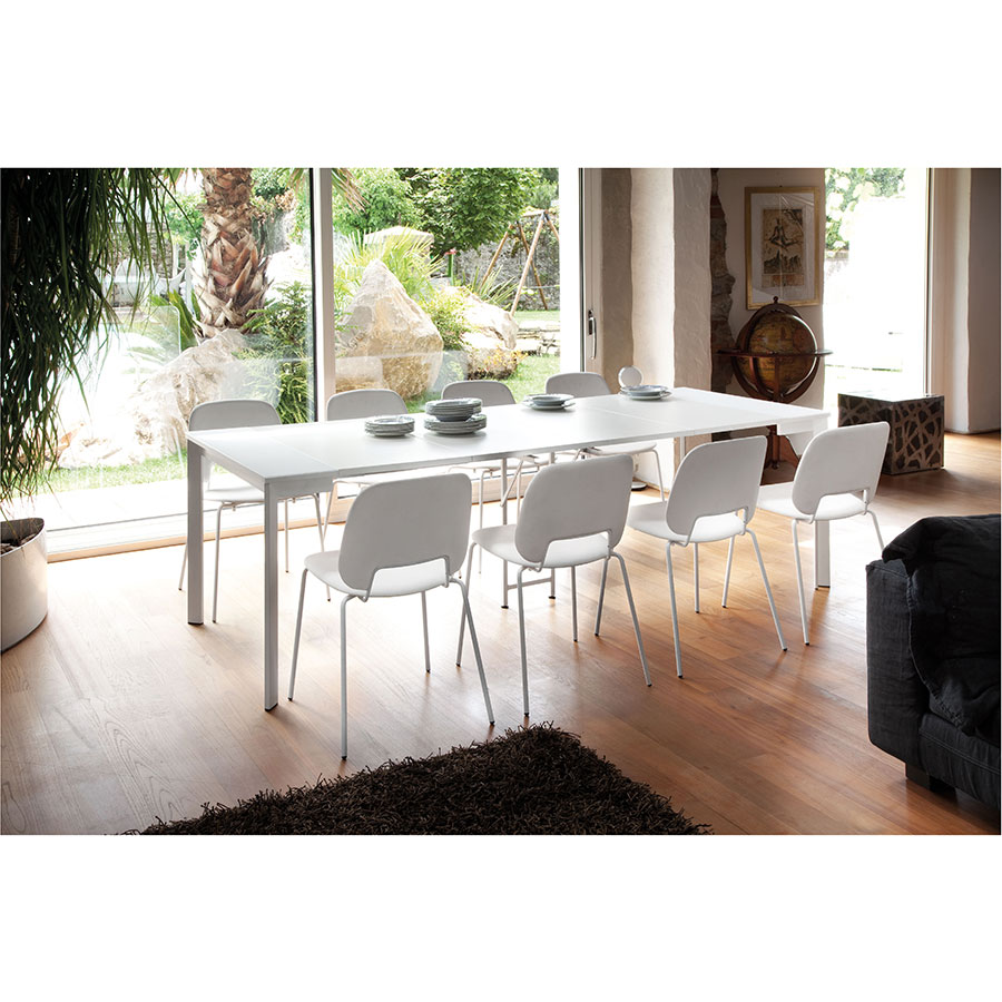 100 Dining Room Furniture White Modern White Modern  : marcia extension table white room from 45.76.23.192 size 900 x 900 jpeg 151kB