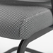 Maska Modern Mesh Visitor Chair - Seat Detail