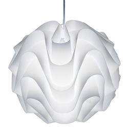 Meringue Modern Hanging Accent Lamp
