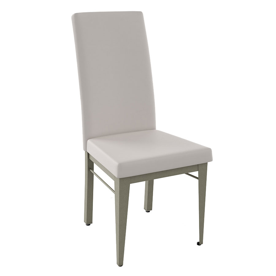 Merlot Contemporary Dining Chair by Amisco