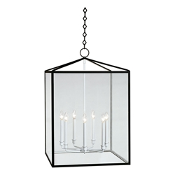 Millbrook Large Contemporary Pendant Lamp
