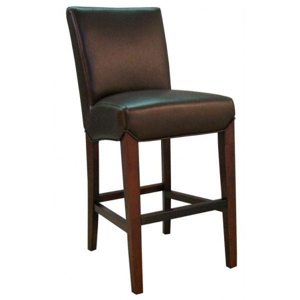 Milt Counter Stool in Coffee Bean