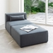 Mix Modular 2 Piece Chaise in Berkeley Shield by Gus* Modern Lifestyle