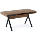 Modica Contemporary Desk by BDI