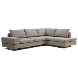 Monterey Contemporary Sectional Sofa
