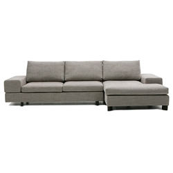 Monterey Contemporary Sofa with Chaise