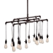 Maldonite Contemporary Hanging Lamp