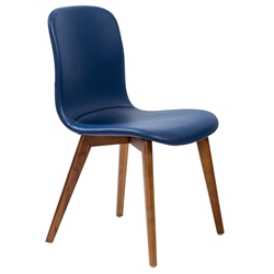 Mai Modern Blue Dining Chair