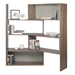 Move Contemporary Shelving Unit Dressed