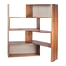 Move Contemporary Shelving Unit Expanded