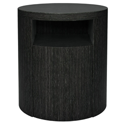 Modloft Mulberry Modern Nightstand in Wenge Wood