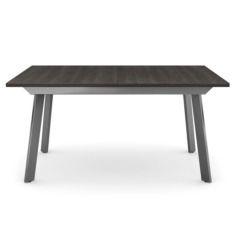 Nexus Modern Dining Extension Table by Amisco - Magnetite