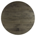 Nova Contemporary Nantucket-Finished Dining Table by Saloom - Top View