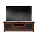 Novia Wide TV Stand in Cocoa