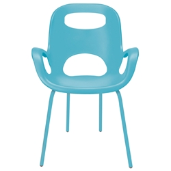 Oh Dining Chair in Surf Blue by Umbra