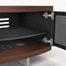 Ola TV Stand by BDI in Chocolate