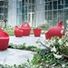 Omnia Outdoor Stool + Storage