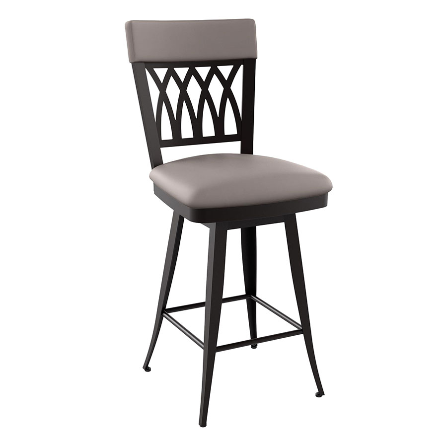 Oxford Modern Bar Stool By Amisco Collectic Home