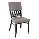 Oxford Contemporary Dining Chair by Amisco