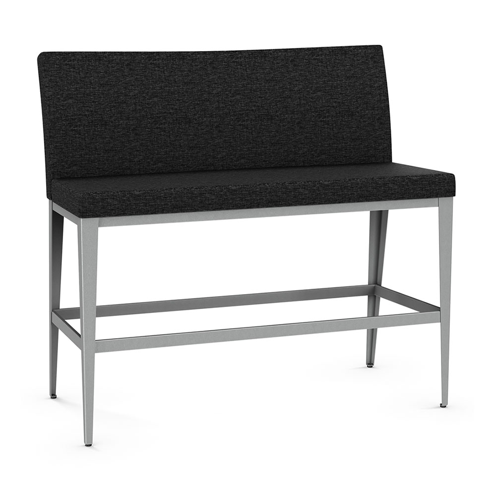 Pablo Modern Counter Height Bench by Amisco