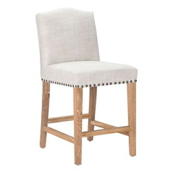 Paisley Contemporary Counter Stool
