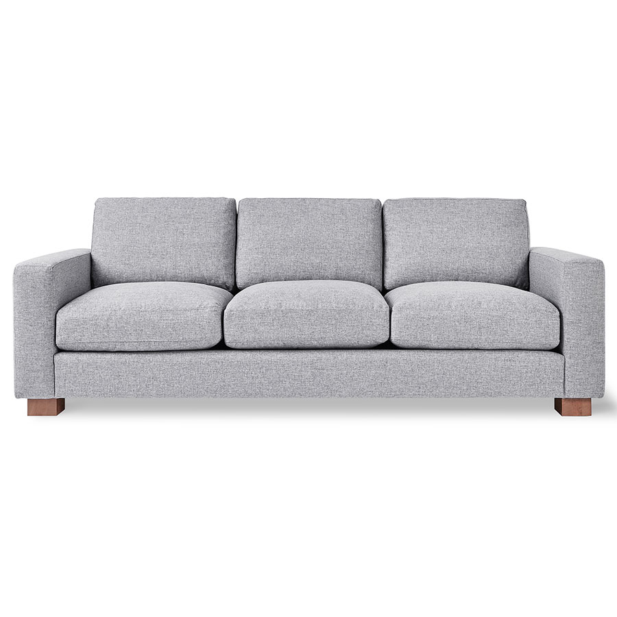 Gus Parkdale Modern Sofa In Parliament Stone Eurway