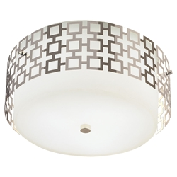 Parker Flush Mount Ceiling Lamp