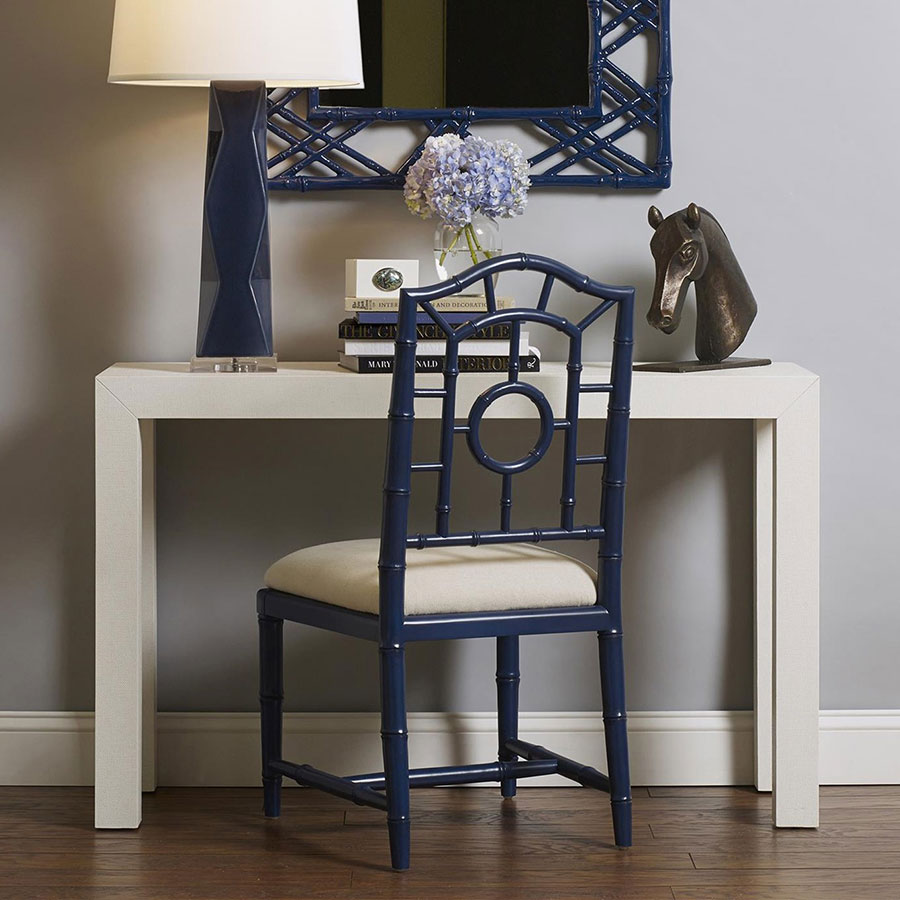 White parsons console table - Parsons White Contemporary Console Table Parsons White Contemporary Console Table Room