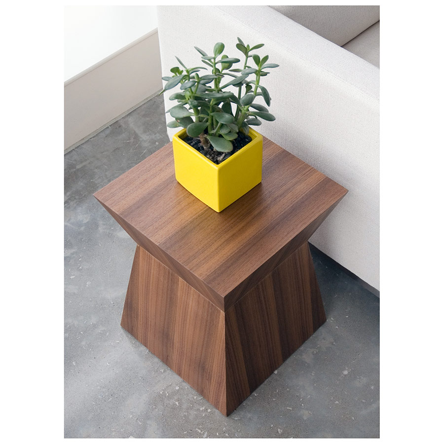 ... Pawn Modern End Table And Stool By Gus Modern ...