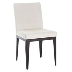 Pedro Modern Dining Chair in Oxidado Finish by Amisco