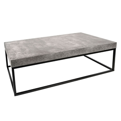 Petra Rectangular Contemporary Coffee Table
