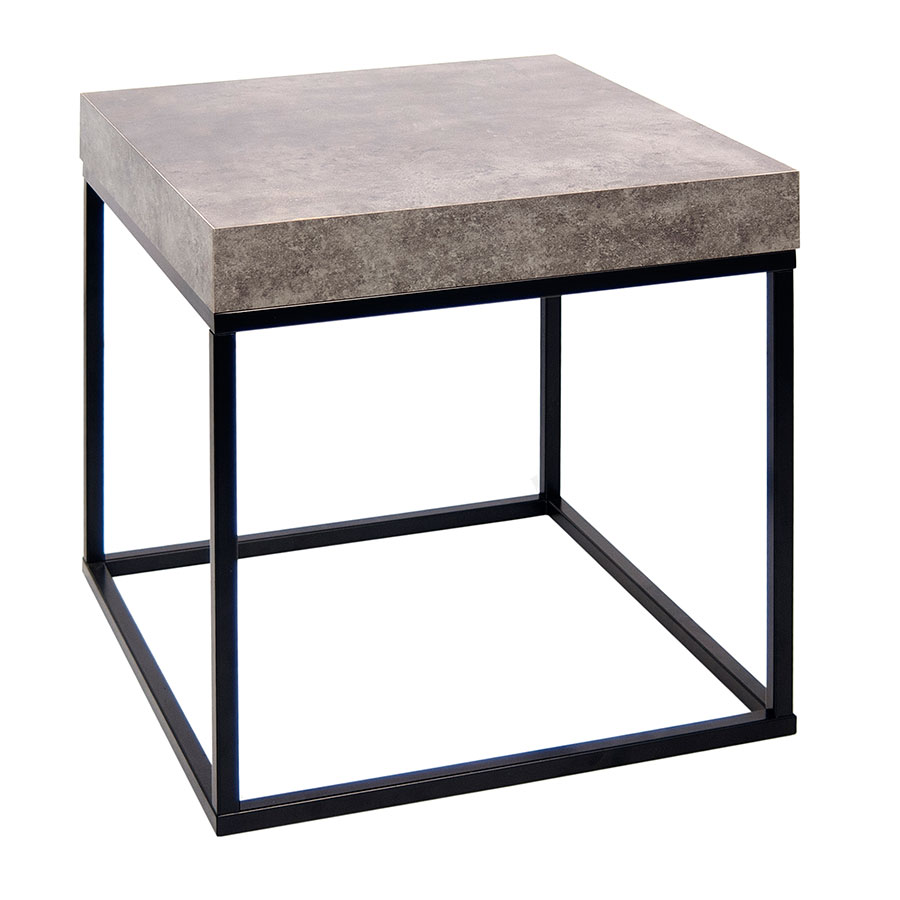 Petra Contemporary End Table by TemaHome