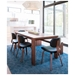 Plank Modern Dining Table and Bench by Gus Modern