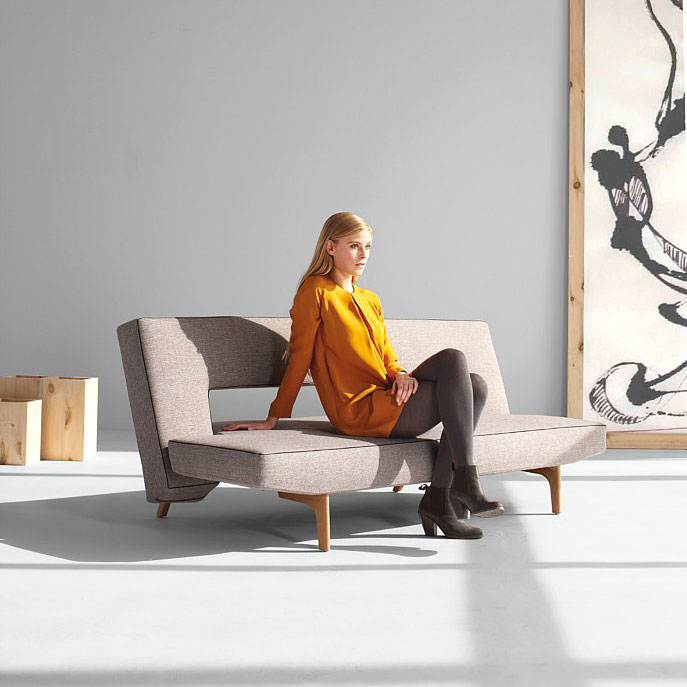 Puzzle Modern Sofa Bed By Innovation