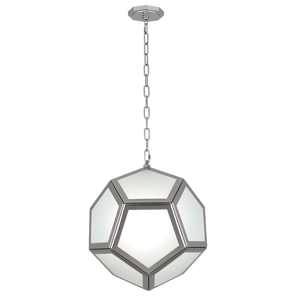 Pythagoras Contemporary Pendant Lamp