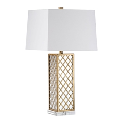Quentin Contemporary Table Lamp