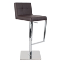 Rudiger Wenge Contemporary Adjustable Stool