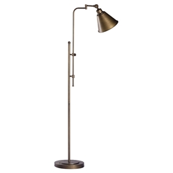 Rush Contemporary Floor Lamp