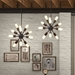 Sancha Small Contemporary Hanging Lamp Room