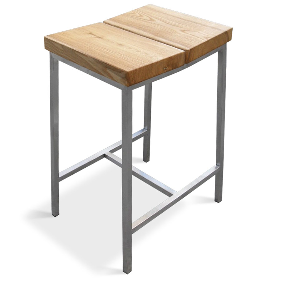 Gus Modern Stanley Counter Stool Natural Ash Eurway