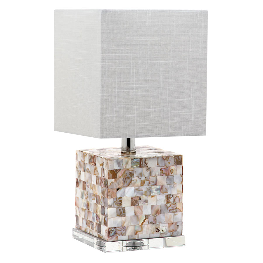 Selma Short Contemporary Table Lamp